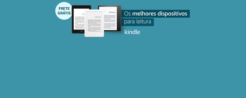 Os melhores dispositivos para leitura. Frete Grátis