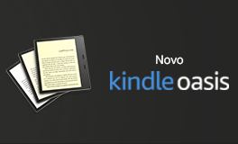 Novo Kindle Oasis