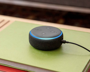 Echo Dot: Smart Speaker com Alexa