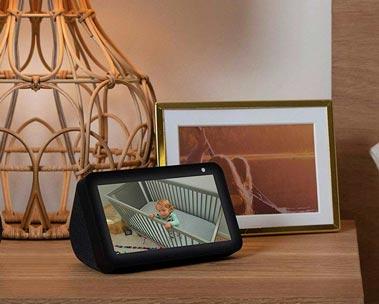 Echo Show 5: Alexa com imagem e som