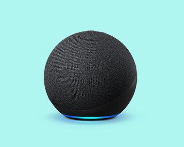 Novo Echo: som premium com Alexa