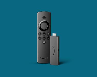 Fire TV Stick Lite: Streaming rápido em Full HD
