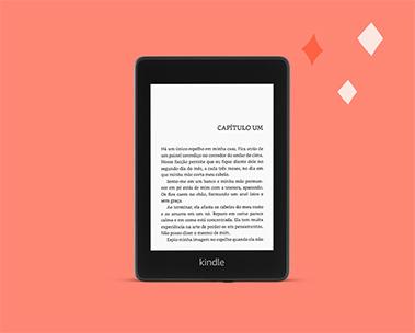 Kindle Paperwhite: De R$499 por R$399