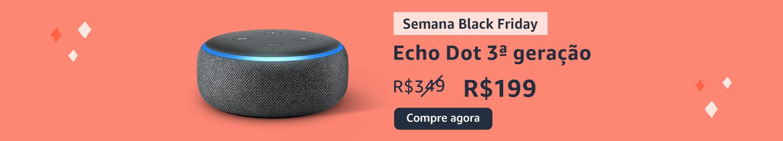 Echo Show 8 de R$899 por R$699