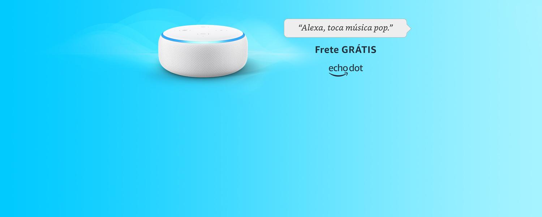 Echo Dot| Alexa, toca música pop