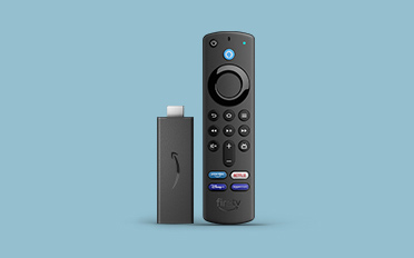 Fire TV Stick: com controles de TV e Alexa