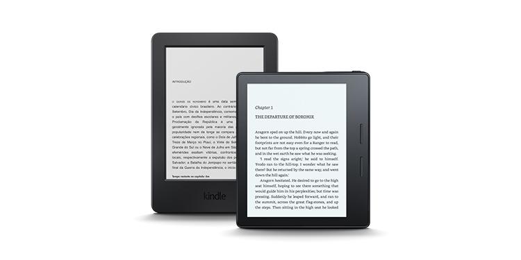 Dispositivos Kindle