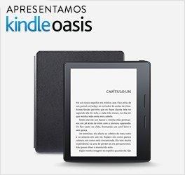 Apresentamos Kindle Oasis