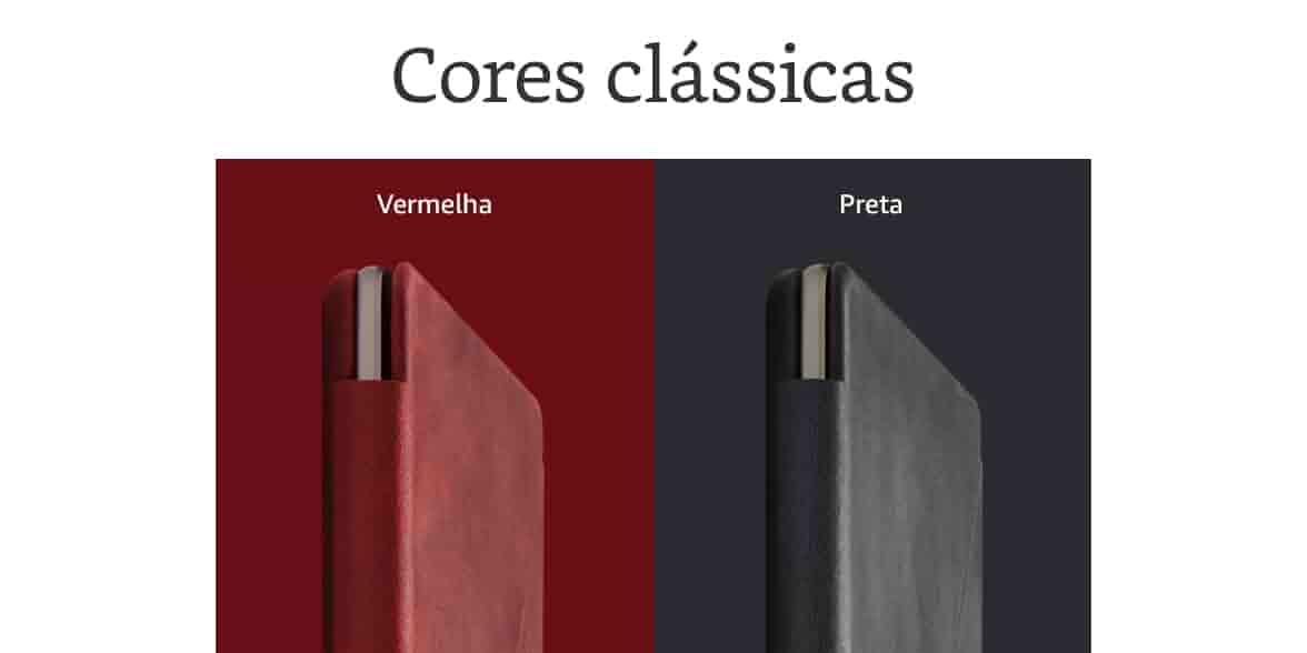 Cores clássicas