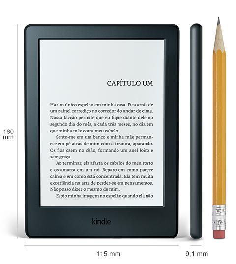 Kindle – Leitor de livros digitais da Amazon.com.br.
