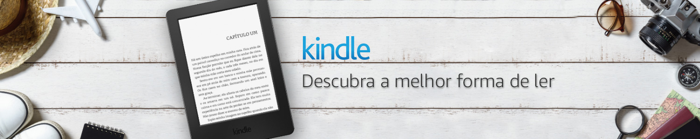 Descubra a melhor forma de ler: Kindle