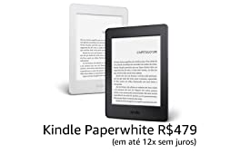 Novo Kindle Paperwhite