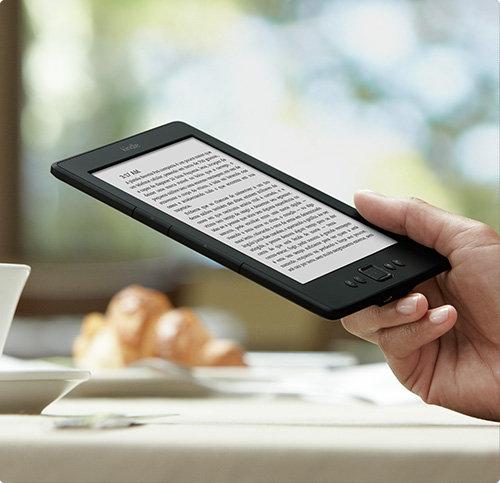 Leitura sem reflexo como se fosse papel