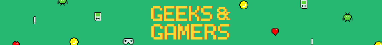 Geeks & Gamers na Loja Kindle
