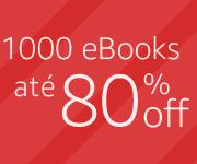 1000 eBooks até 80& off