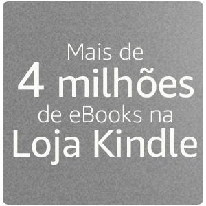 4 milhões de eBooks na Loja Kindle