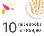 10 mil eBooks até R$9,90