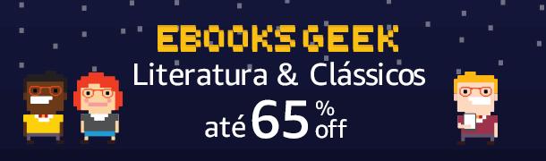 eBooks Geek: Literatura & Clássicos até 65% off