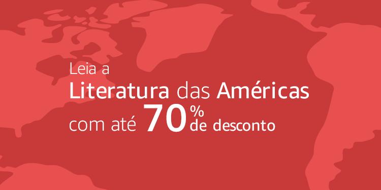 Literatura das Américas até 70% off