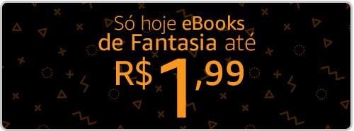 eBooks de Fantasia até R$ 1,99