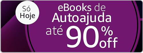 eBooks de Autoajuda até 90% off