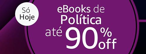 eBooks de Política até 90% off
