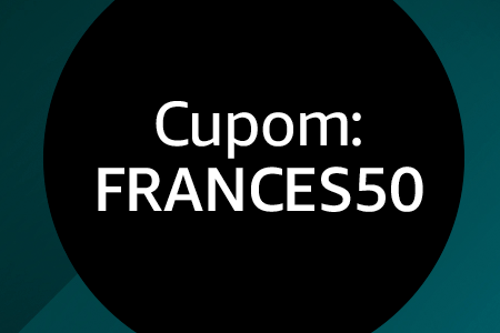 Cupom FRANCES50