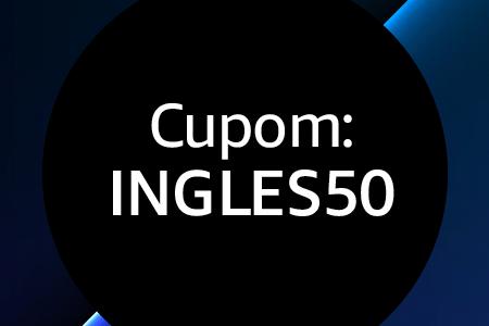 Cupom INGLES50