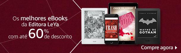 Os melhores eBooks da Editora LeYa com até 60% de desconto