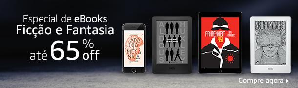 Especial de EBooks Ficção Fantasia