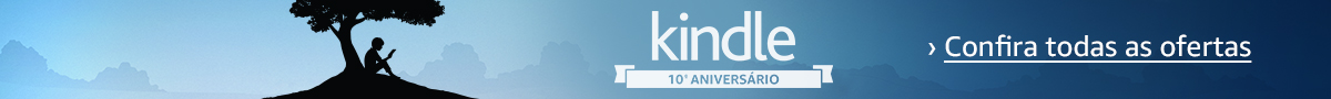 Confira todas as ofertas de 10º Aniversário de Kindle