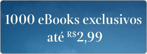 1000 eBooks exclusivos até R$2,99