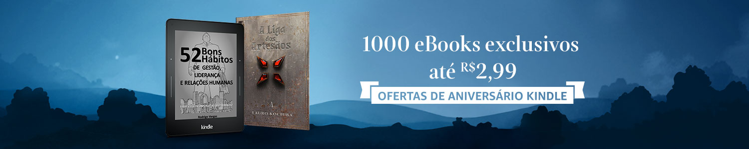 1000 eBooks exclusivos até R$ 2,99