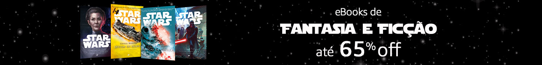 eBooks de Fantasia e Ficção até 65% off