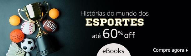 Histórias do mundo dos esportes até 60% off