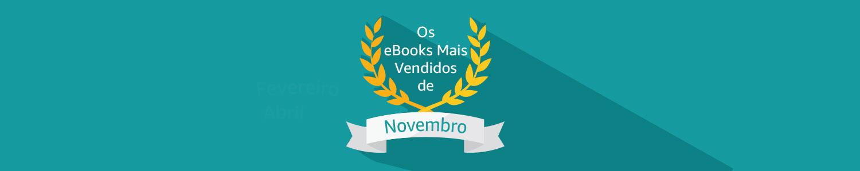 Os eBooks Mais Vendidos de Outubro