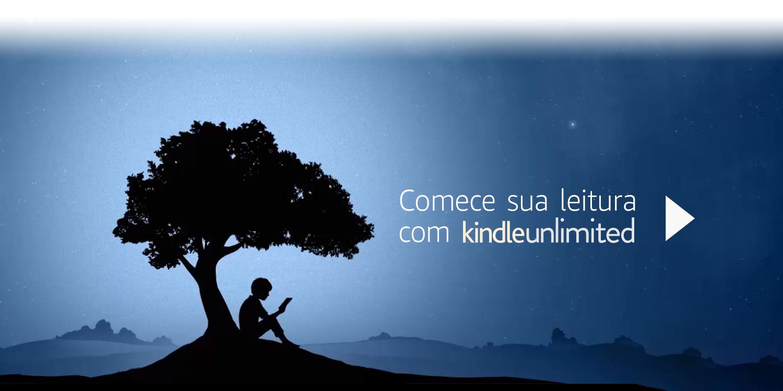 Comece sua leitura com Kindle Unlimited