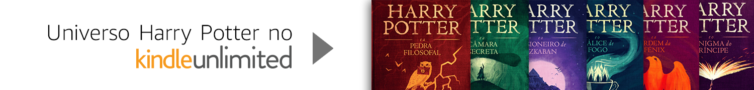 Universo Harry Potter no Kindle Unlimited
