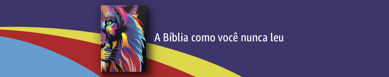 Bíblia NVT - Lion Color