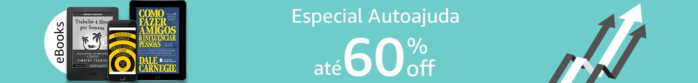 Especial Autoajuda:eBooks até 60% off