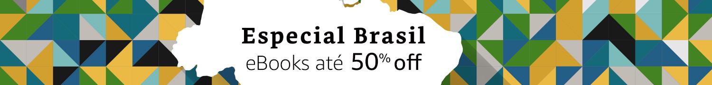 Especial Brasil eBooks até 50% off compre agora