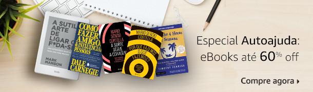Especial Autoajuda eBooks até 60% off Compre agora