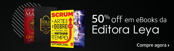 eBooks da Editora Leya 50% off Compre agora
