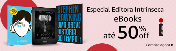 Especial Editora Intrínseca eBooks até 50% off