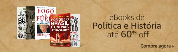 eBooks de Política e História até 60% off compre agora
