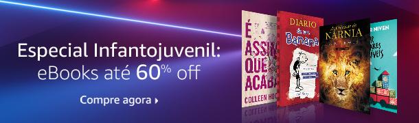 Especial Infantojuvenil eBooks até 60% off Compre agora