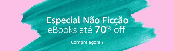 Especial Não Ficção eBooks até 70$ off Compre agora