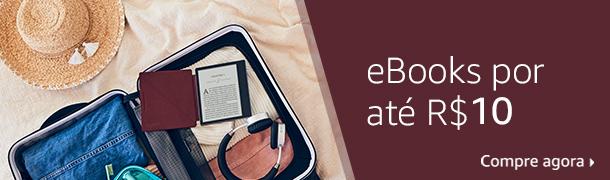 eBooks por até R$ 10