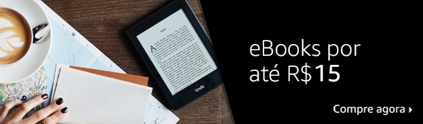 eBooks por até R$ 15