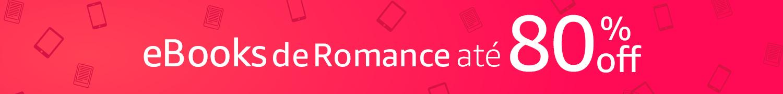 eBooks de Romance até 80% off